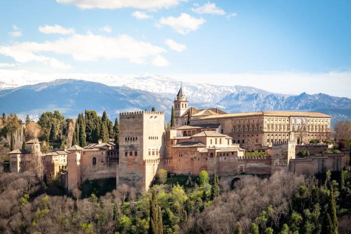 Free Tour Alhambra