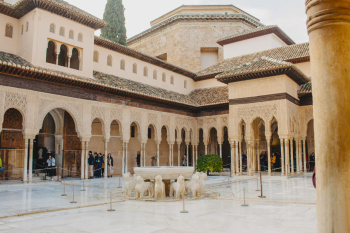 Alhambra completa: Ticket con Guía Oficial