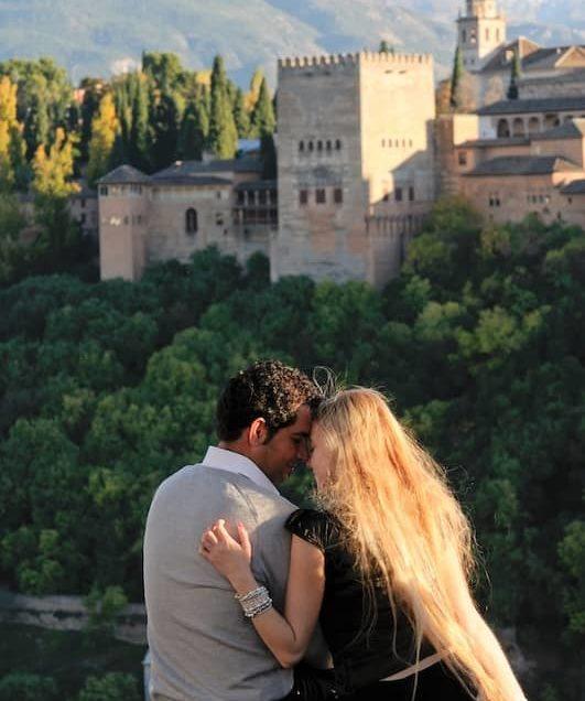 imagen de los mejores planes románticos en granada