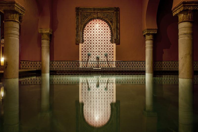 5 mejores balnearios de Granada