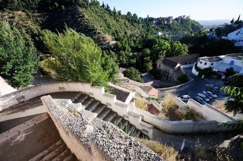 Cuevas del Sacromonte, origen e historia